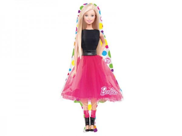 Folienballon Barbie