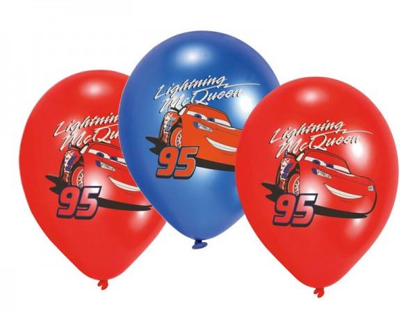 Luftballons Cars Latexballons