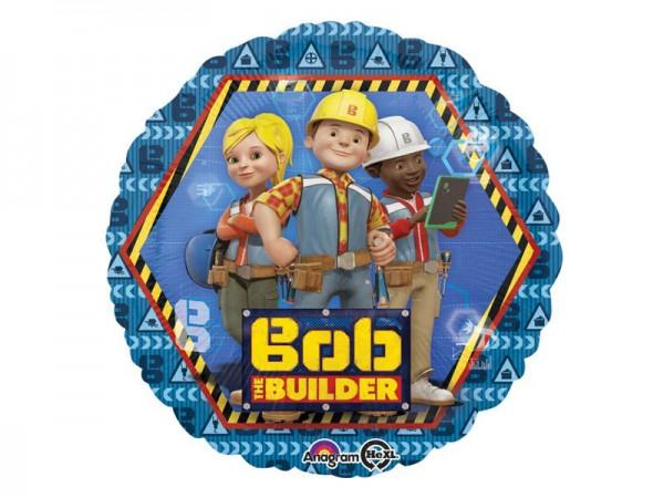 Folienballon Bob der Baumeister