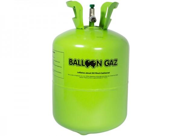 Helium, Einwegflasche Ballongas, groß
