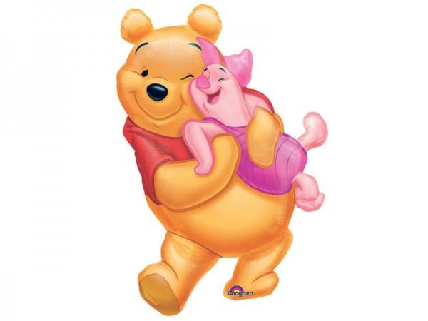 Folienballon Winnie Puuh