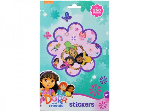Sticker Dora and Friends Aufkleber
