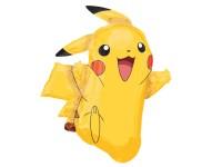 Großer Pikachu Folienballon aus Pokemon