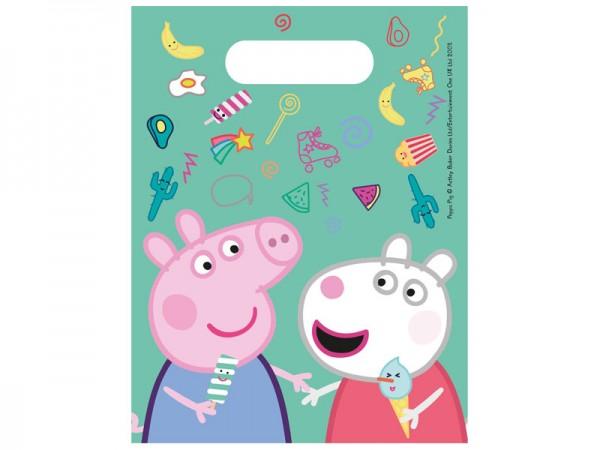 Mitgebseltüten Peppa Wutz Partytüten Peppa Pig Geschenktüten