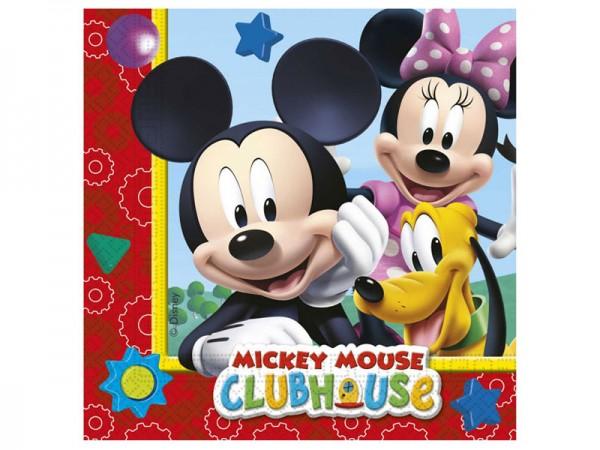Servietten Mickey Mouse