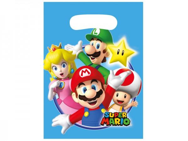 Mitgebseltüten Super Mario Geschenktüten Mario Partytüten