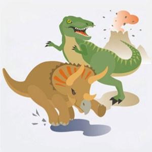 Dinosaurier Geburtstagsdeko