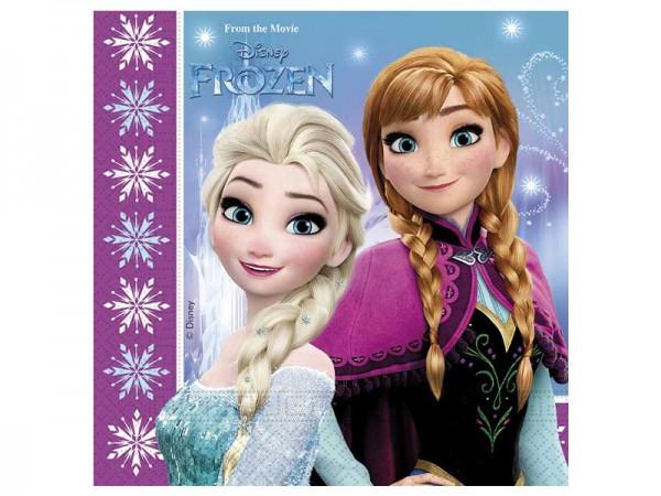 Servietten Frozen Die Eiskönigin