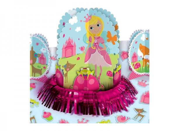 Tischdeko-Set Prinzessin Tischaufsteller