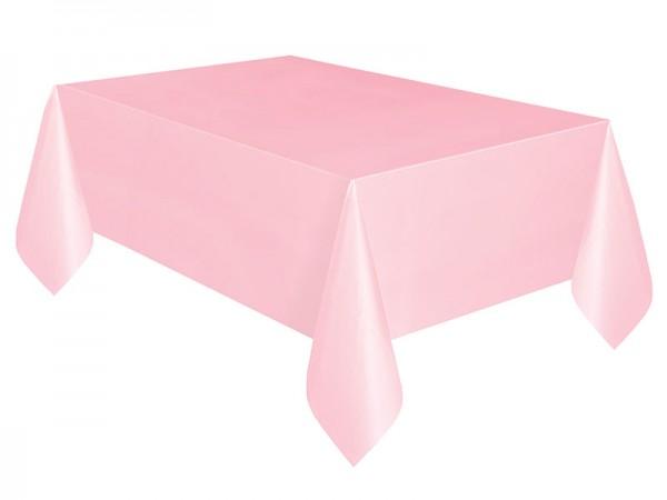 Tischdecke rosa Tischtuch
