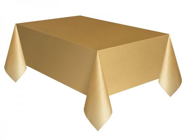 Tischdecke gold Tischtuch