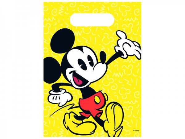 Mitgebseltüten Mickey Mouse Partytüten Geschenktüten
