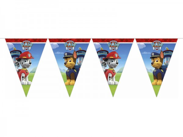 Wimpelkette Paw Patrol