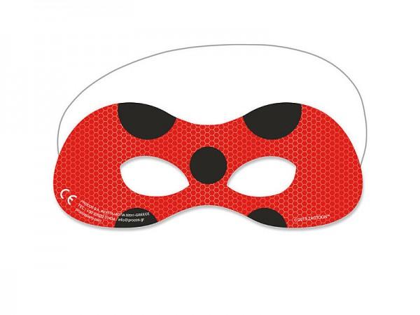 Masken Ladybug Partymasken Miraculous