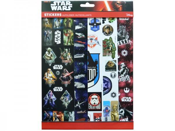 Sticker Star Wars Aufkleber