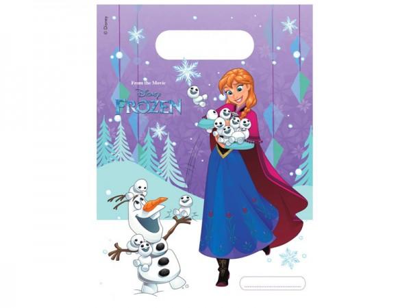Mitgebseltüten Frozen Partytüten Die Eiskönigin Geschenktüten