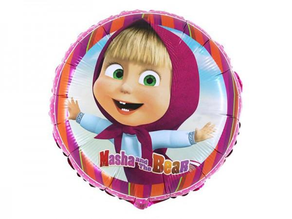 Folienballon Mascha und der Bär Ballon