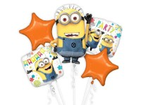 Folienballon-Set Minions