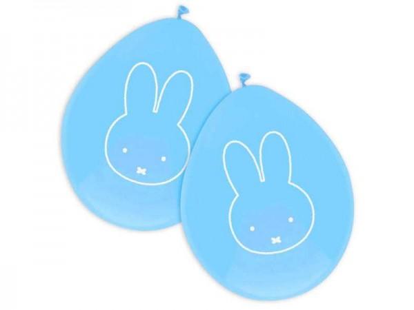 Luftballons Hase blau