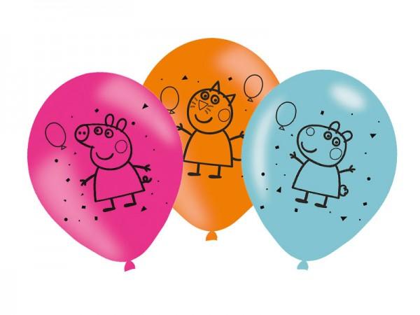 Peppa Wutz Luftballons Peppa Pig Ballons