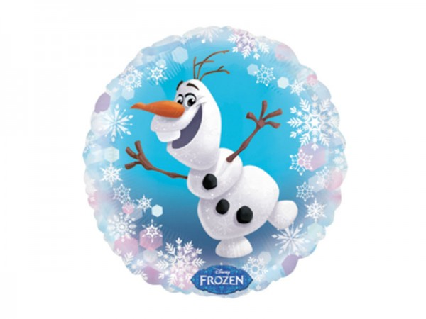Folienballon Frozen Olaf
