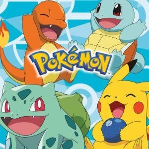 Pokemon Motto Kindergeburtstag