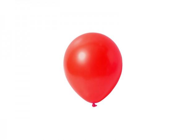 Mini Luftballons rot kleine Latexballons