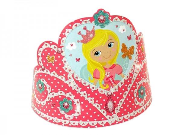 Partykronen Prinzessin Partyhüte Prinzessinnen