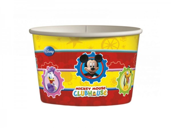 Eisbecher Mickey Mouse Pappbecher