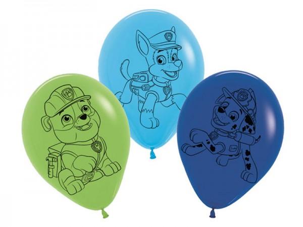 Luftballons Paw Patrol Ballons