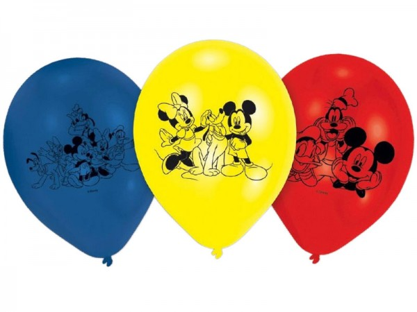 Luftballons Mickey Mouse Ballons