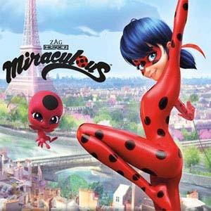Miraculous - Ladybug Motto Kindergeburtstag