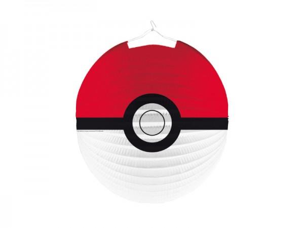 Lampion Pokemon Laterne Pikachu Pokeball