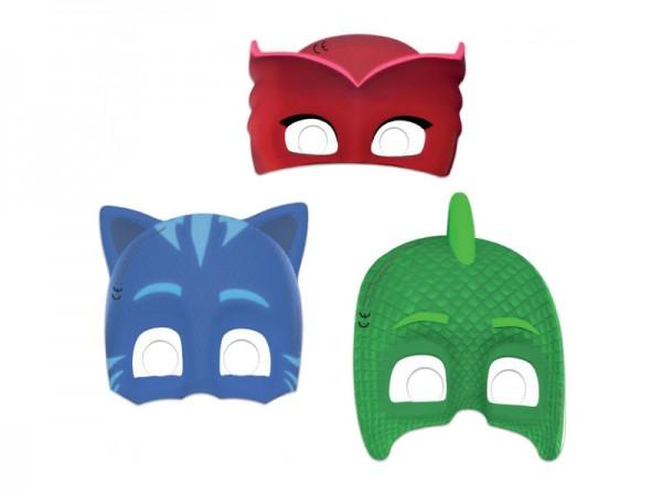 Masken PJ Masks Partymasken