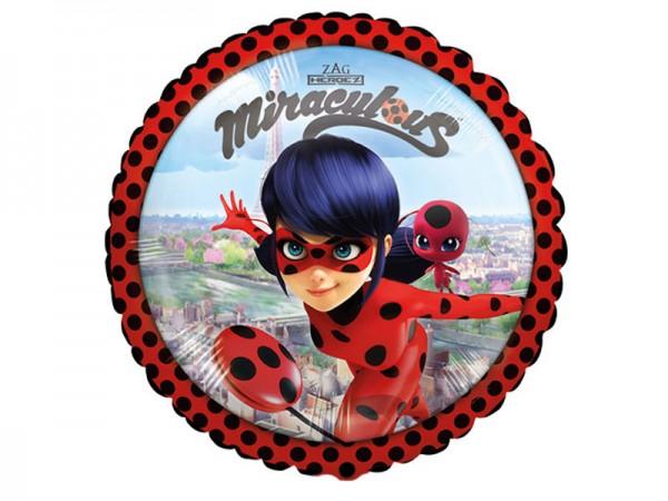 Folienballon Miraculous Ladybug