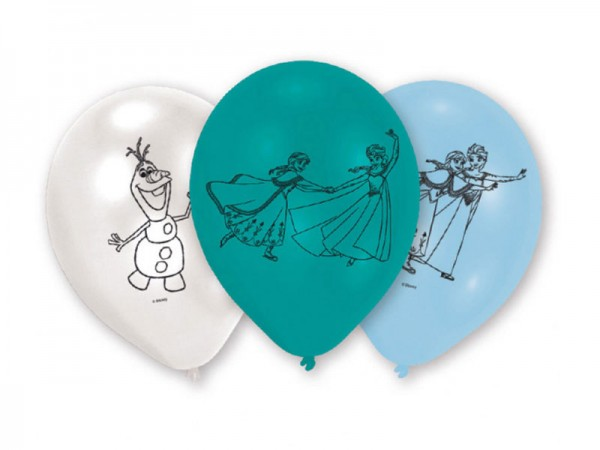 Luftballons Frozen Die Eiskönigin Ballons