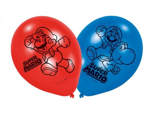 Luftballons Super Mario Ballons