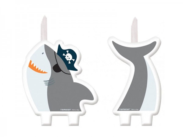 Geburtstagskerzen Hai Kerzen Haifisch