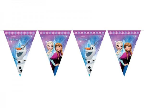 Wimpelkette Frozen