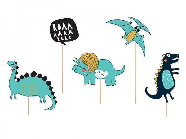 Cake Topper Dinosaurier Tortendeko