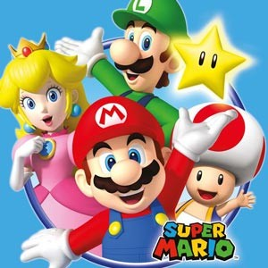 Super Mario Motto Kindergeburtstag