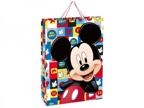 Geschenktüte Mickey Mouse Party Tüte