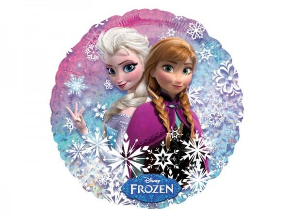 Folienballon Frozen Elsa und Anna