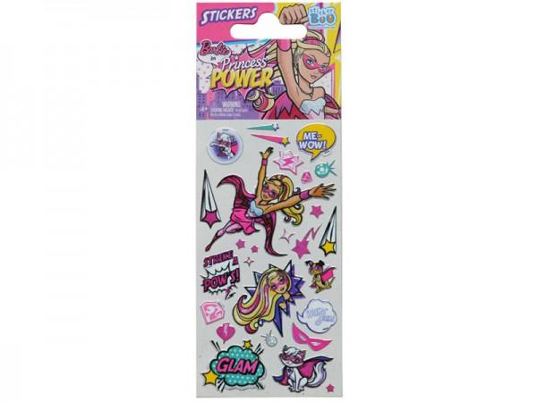 Sticker Princess Power Aufkleber