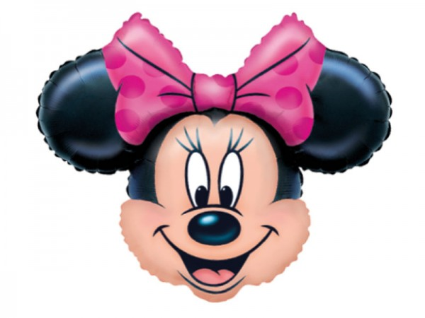 Folienballon Minnie Mouse