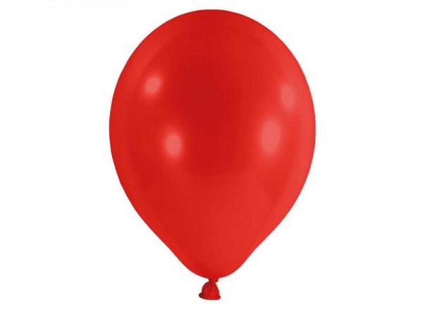 Luftballons rot Latexballons