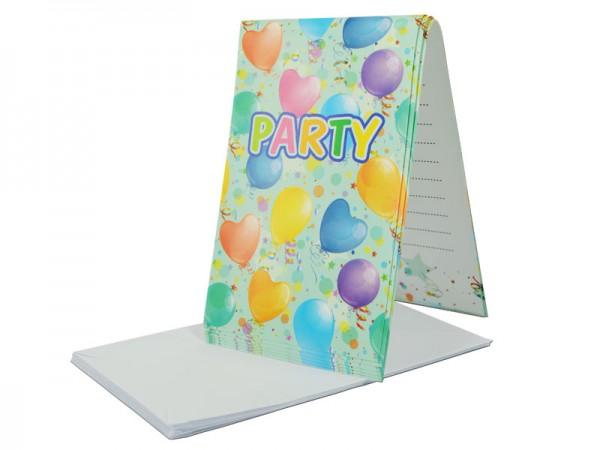 Geburtstagseinladungen Party Einladungskarten Kindergeburtstag
