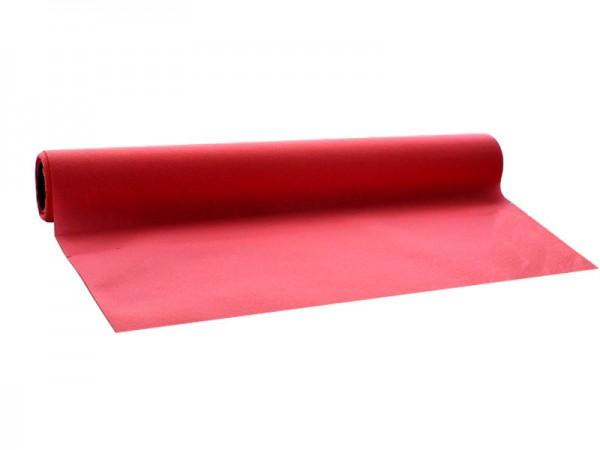 Tischläufer rot Tischdecke