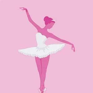 Ballerina Motto Kindergeburtstag