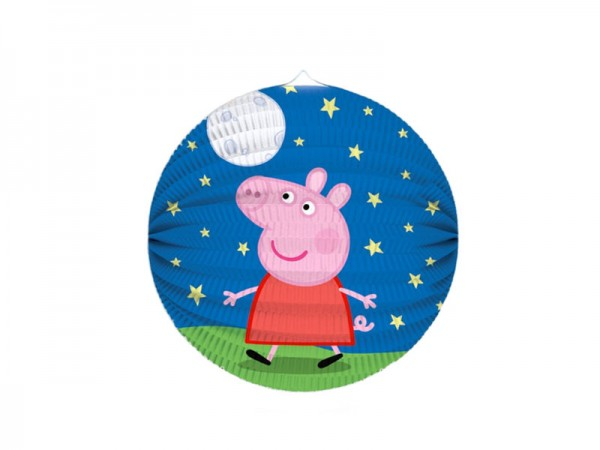 Lampion Peppa Wutz Laterne